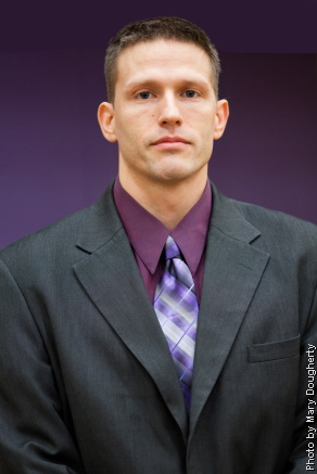 Houghton College, Men's Basketball coach, Drew Hannan
